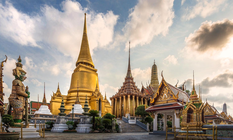 Wat Phra Kaew in Bangkok - Temple Of Emerald Buddha - Anil ...
